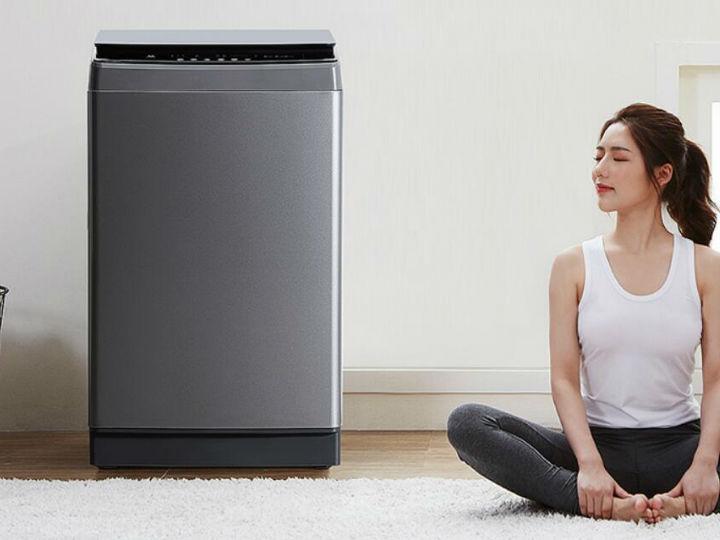 平稳减震保持安静 云米WT8S智能洗衣机