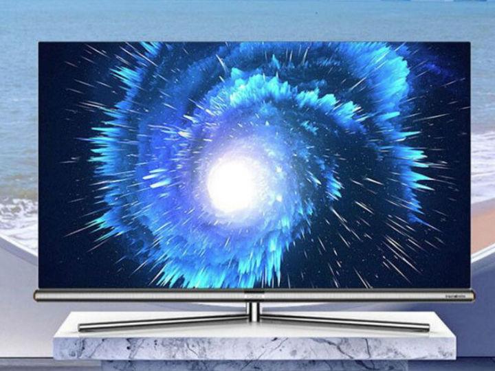 OLED大势已成 谈康佳旗舰OLED电视55V1