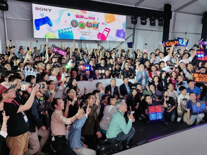 用创意和科技感动世界 SONY EXPO大秀后复兴战略成果