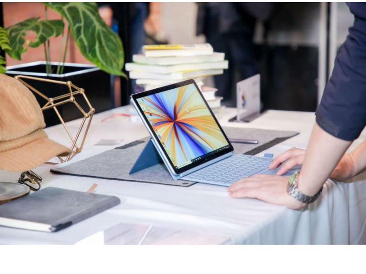 骁龙850新体验 华为MateBook E让你畅享一整天
