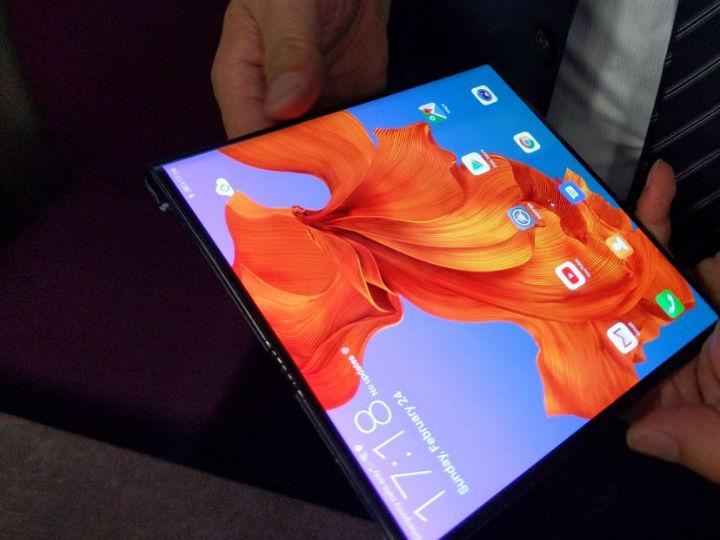 报告:北京居民平均工作46.5天才能买华为Mate X折叠屏手机