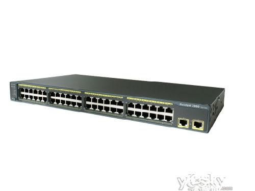 思科WS-C2960-48TT-L交换机 活动促销1800元