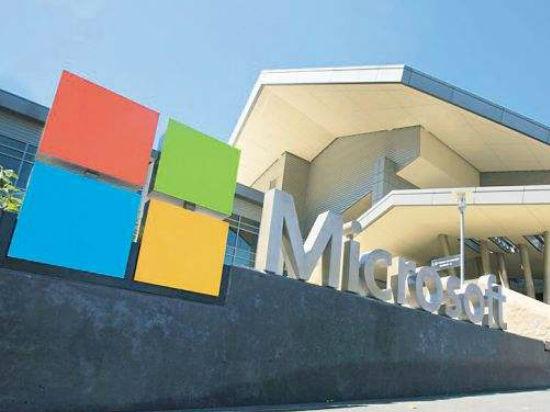 微软市值破万亿美元:超越苹果,成为全球市值最高的公司