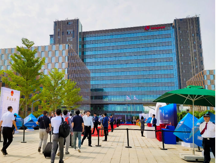 江波龙电子20周年庆典举行 打造中国存储国际品牌