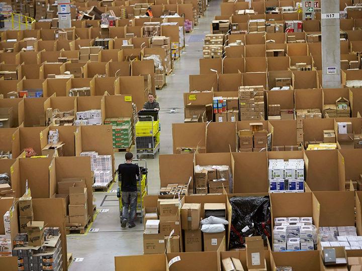 亚马逊利用人工智能技术解雇低效率的员工