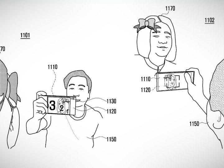 三星申请覆盖三面显示屏的柔性专利