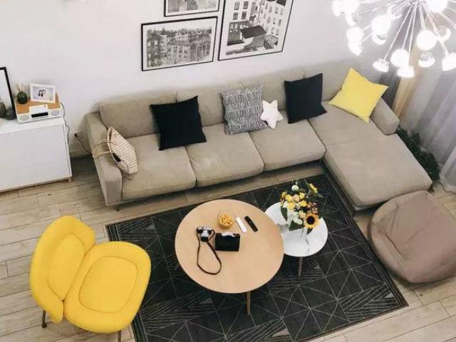 这样的客厅才够个性   你想要的样子它都有!