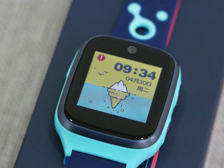 安全不止依靠定位,360儿童手表8X新品上手体验