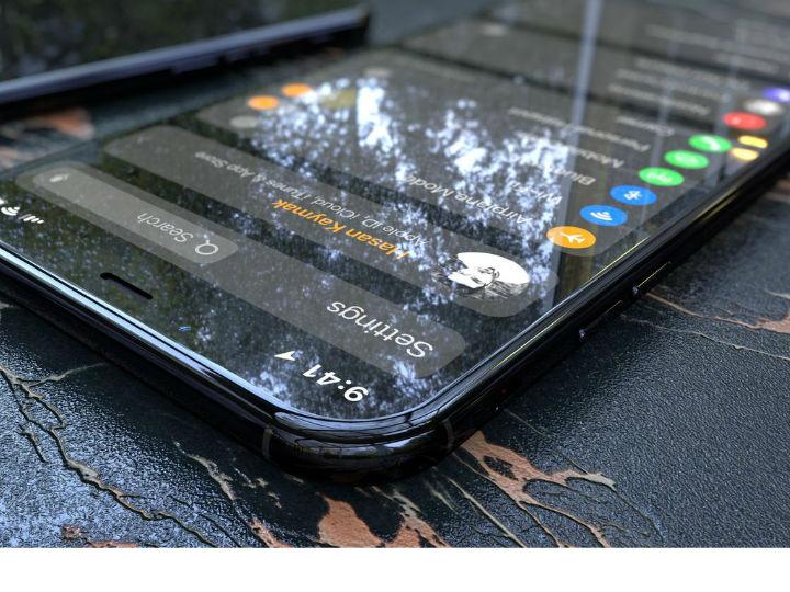 美爆了 设计师公布新一代iPhone渲染图