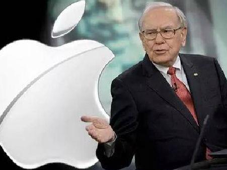 ?#22836;?#29305;:希望苹果股票下跌,这样就能买更多苹果股票