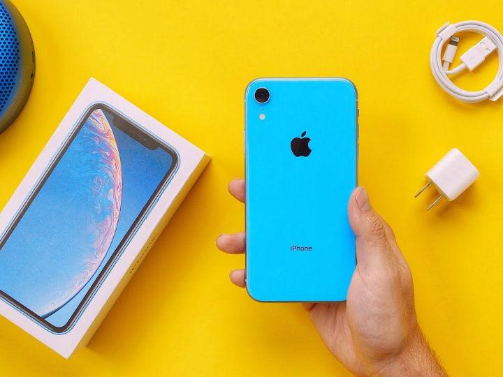2019年新款iPhone XR加入新的配色:绿色和薰衣草色