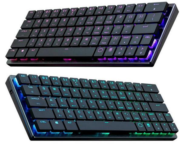 酷冷至尊SK621紧凑型蓝牙机械键盘上市