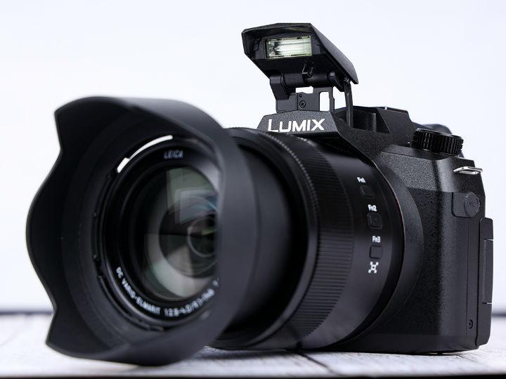 �h近兼�的�L焦相�C 松下LUMIX FZ1000 II�u�y