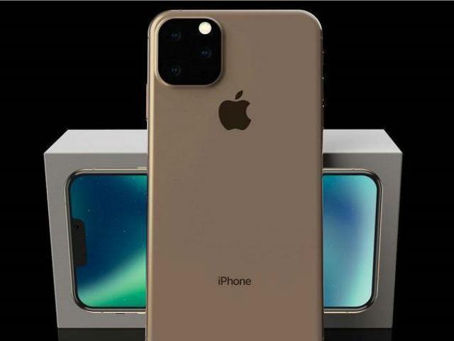 iPhone 11相机细节曝光:后置三摄配备120度超广角相机