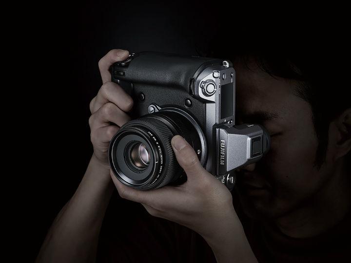 达成一个亿的小目标 富士无反中画幅GFX100试拍体验(上)