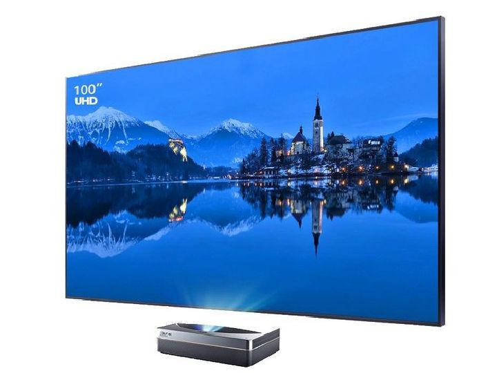 长虹D5UR评测 100�季弈�4K激光电视体验