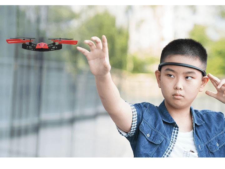感受未来的操控乐趣  UDrone意念无人机全面评测