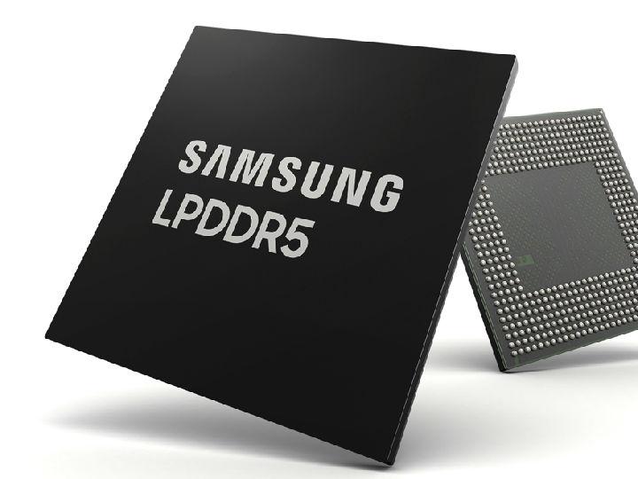 三星公开7.3Gbps速率LPDDR5内存研发进度