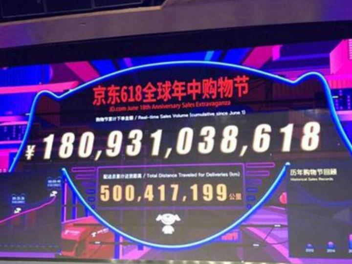 手机晚报:华硕索尼谷歌新机曝光 京东618成交超1800亿