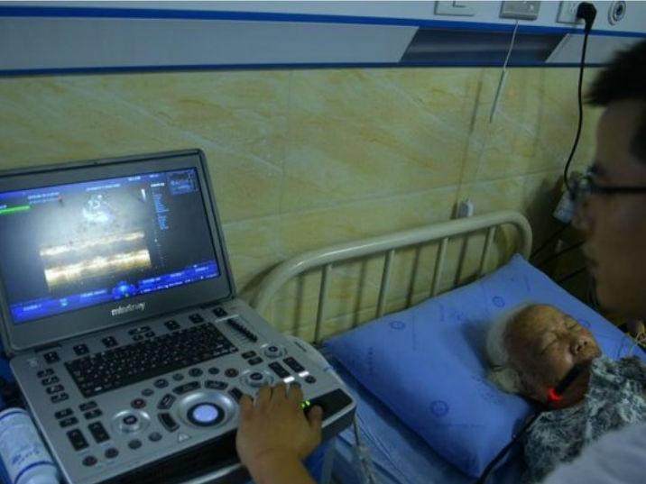 中国首次应用5G进行灾难医学救援