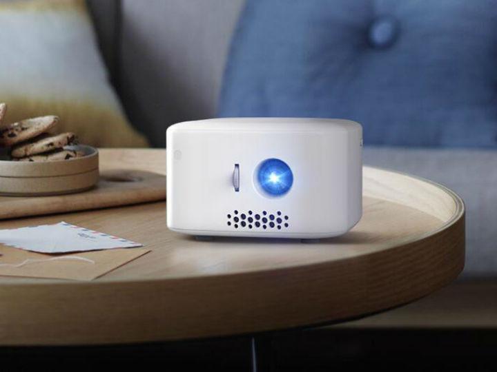 小盒子里的大世界 长虹智能投影电视Q1N评测