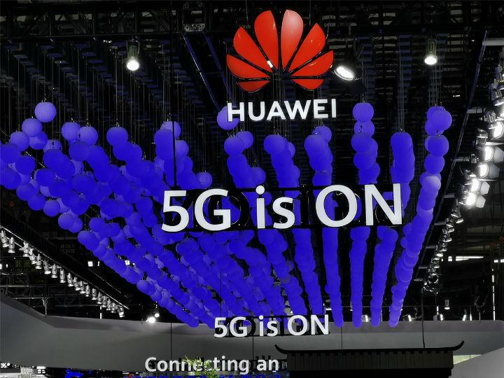未来已来 华为多款5G终端亮相MWC2019上海