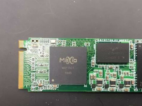 联芸展示MAP100X国产固态硬盘主控