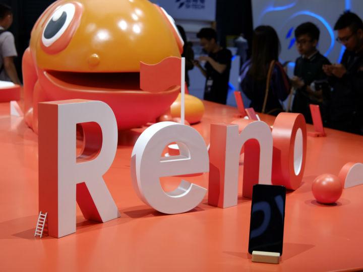 OPPO Reno 10倍变焦版带你游MWC19上海展会