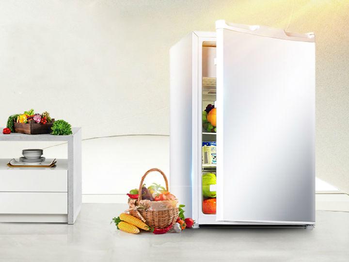 天�岷缺�可�凡胚^�a!出租房里怎少的了小冰箱?