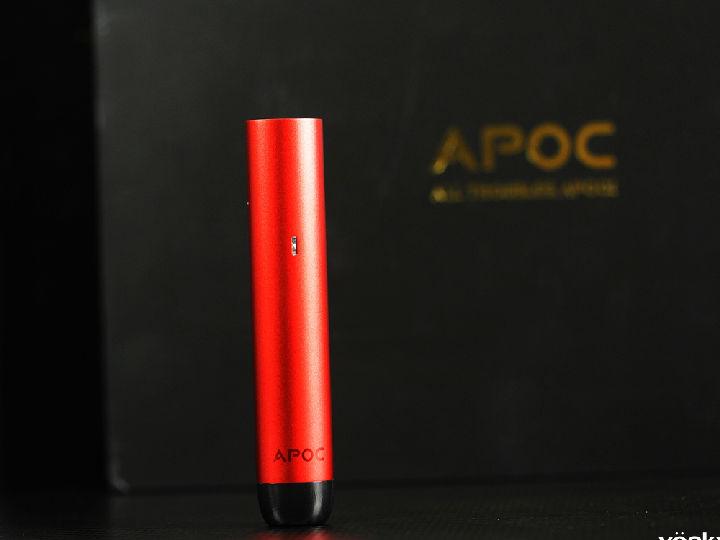 健康替烟新方式 APOC名将电子烟豪华套装体验