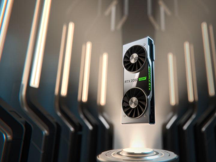 性能更�� NVIDIA�l布GeForce RTX SUPER系列�@卡