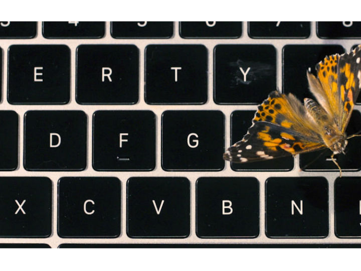扶不起的阿斗?苹果将放弃MacBook蝶式键盘 将改为传统剪刀脚