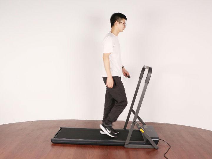 "WalkingPad走步机A1 Pro评测:小巧身材便于收纳,轻松""走""出健康"