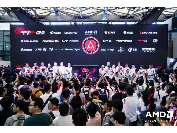 七彩虹CVN X570亮相CJ 加入AMD DIY小联盟