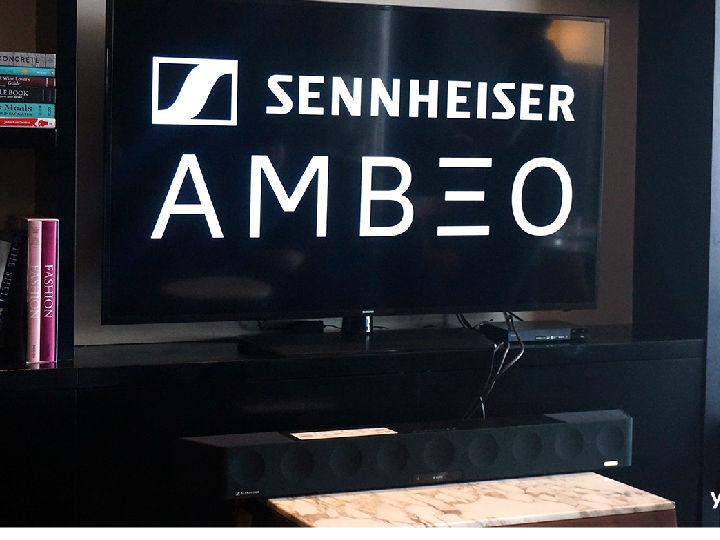 回归之作 森海塞尔AMBEO 3D音响系统发布