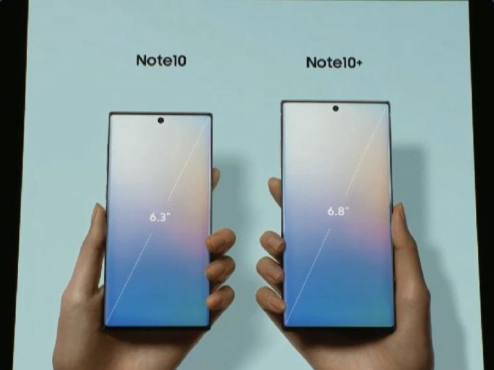六大关键词带你了解三星Galaxy Note 10系列