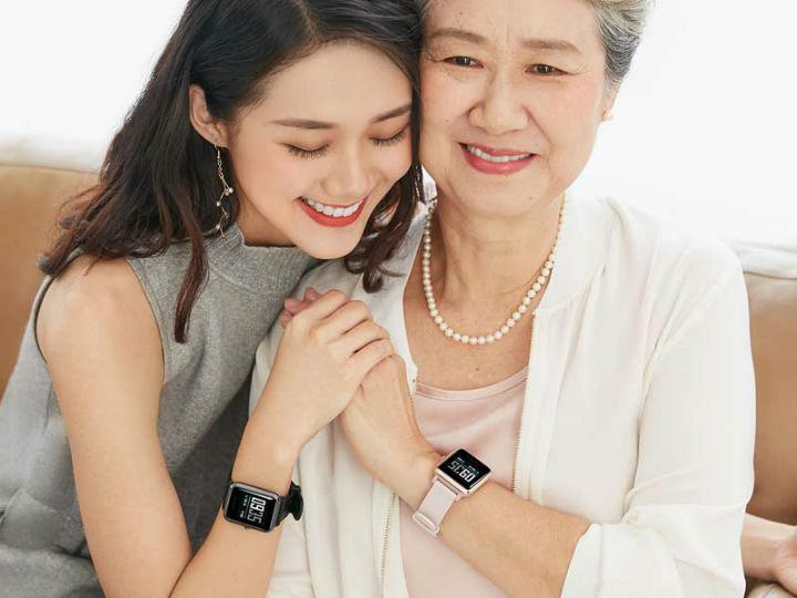 Amazfit米动健康手表正式上市 支持ECG心电图