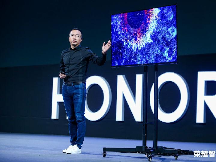 荣耀总裁赵明:智慧屏是未来全场景智慧体验中重要一环