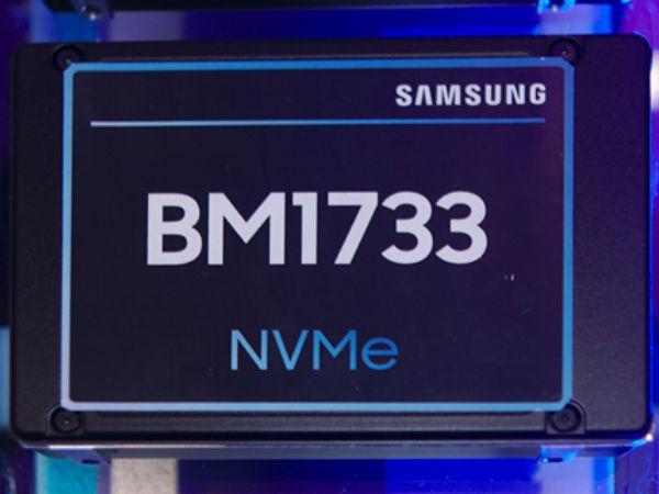 三星发布PM1733固态硬盘:实现PCIe 4.0 x8通道