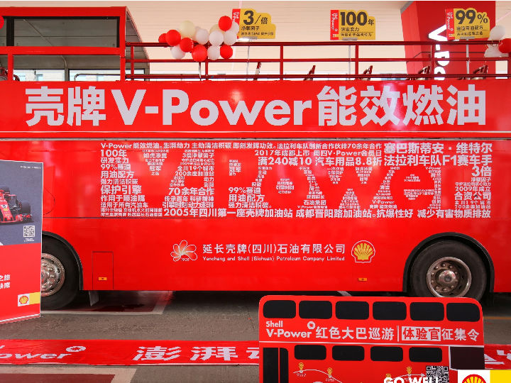 壳牌V-Power