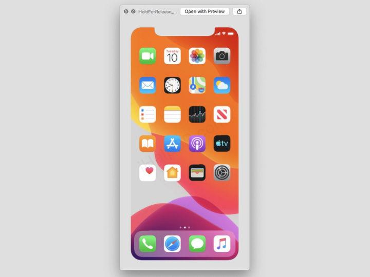 iOS 13测试版泄露新iPhone发布时间为9月10日 三款新品或不涨价