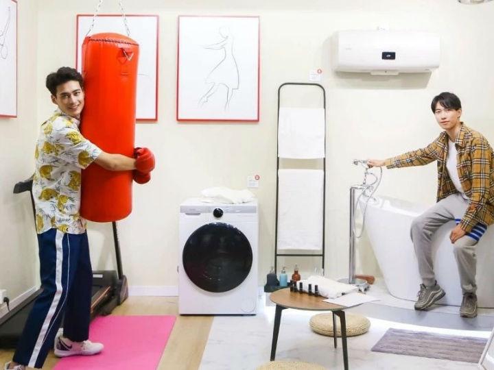 最轻松的洗衣机测评:Leader智能洗衣机