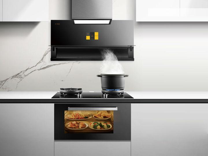 消费升级驱动产业创新!集成化将成未来厨电发展必然趋势