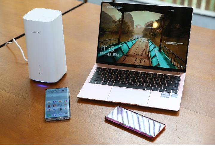 下载速度近1000Mbps 华为5G CPE Pro疾速抢先体验