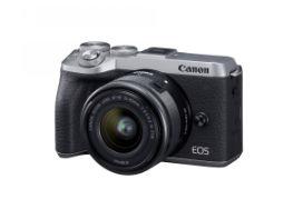 佳能发布APS-C画幅微单相机新品EOS M6 Mark II