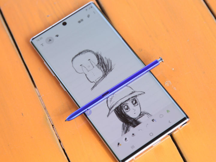 三星Galaxy Note 10+ S Pen�w�:迄今�橹构δ茏��