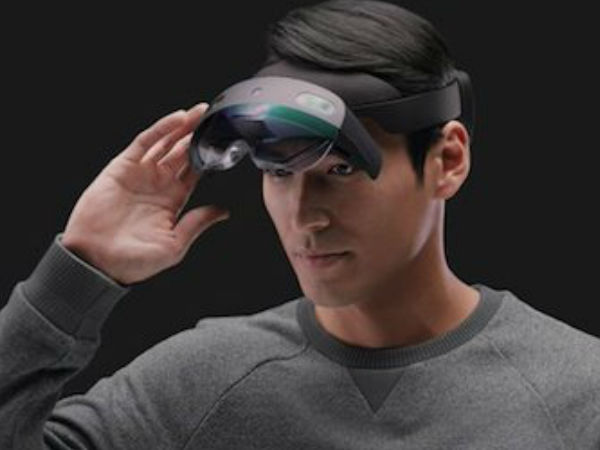 VR本周�f:HoloLens 2�⒂�9月上市,0glassesAR消�M�AR眼�R�l布