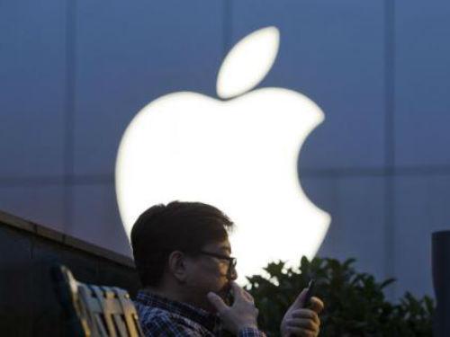 大公司晨�x:�O果�市值重返�f�|美元;外媒�u中��iPhone定�r�^高