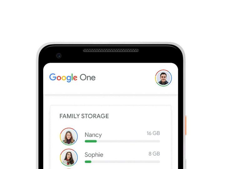 Google One支持Android设备自动备份了