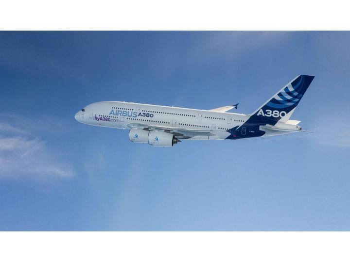 让飞行体验更加个性化 空客将在新飞机上搭载物联网设备